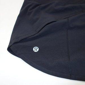 """lululemon Shorts - NWOT, Lululemon Speed Up Short Black 4"""", 8 Tall"""